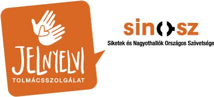 Veszprém Megyei Jelnyelvi Tolmácsszolgálat Retina Logo